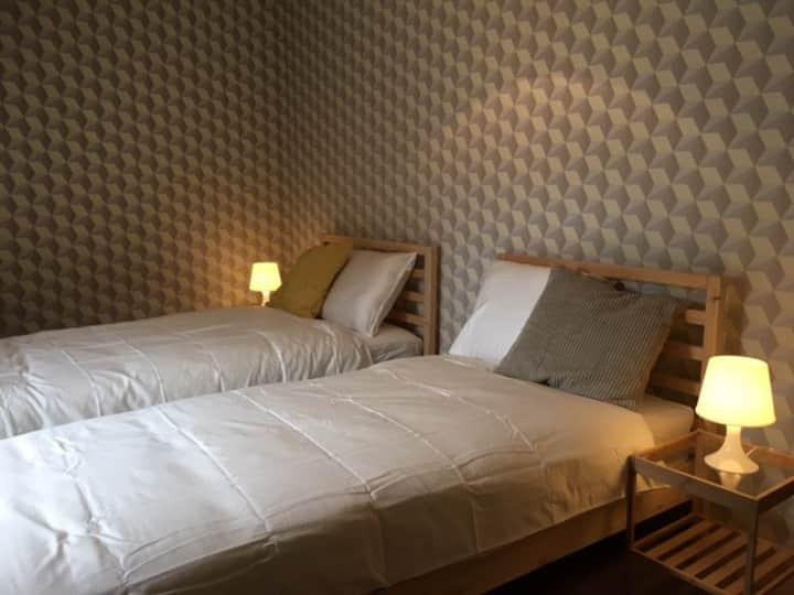 Vieux Liege -4 chambres- 8 Personnes