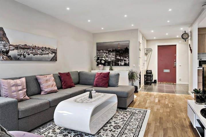 Wyremontowane mieszkanie w dzielnicy Fordon - Bydgoszcz - Apartemen