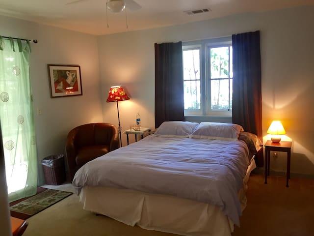 Comfy Cozy Room