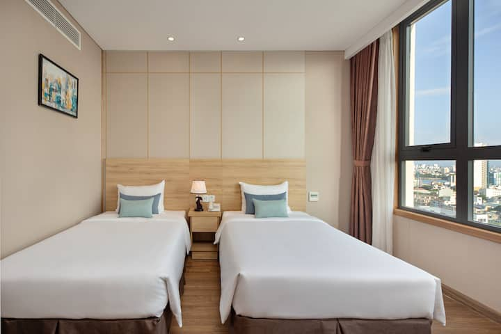 GIC LUXURY HOTEL&SPA-SUPERIOR ROOM ONLY CITY VIEW