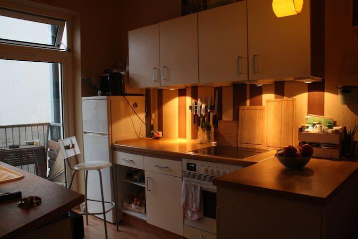 Wohnung in Kiel-Wik
