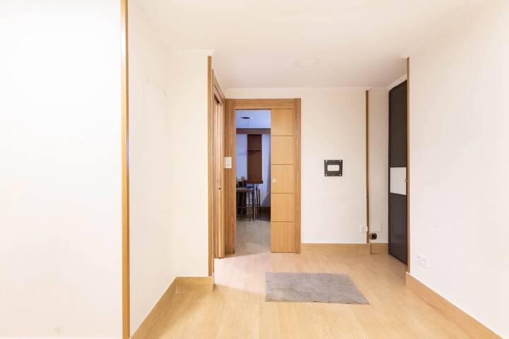 EADB  -  El Apartamento de BIlbao.  PARKING GRATIS