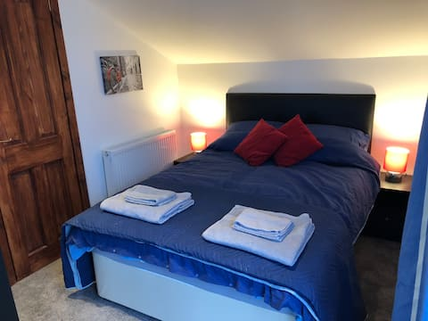 Self Catering Loft apartment near Strathpeffer