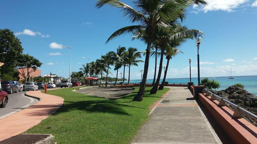 De belles vacances a Sainte-Anne n5 - Sainte-Anne Guadeloupe - Departamento