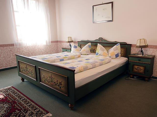 Doppelzimmer Standard im Boarding House Hohenwart