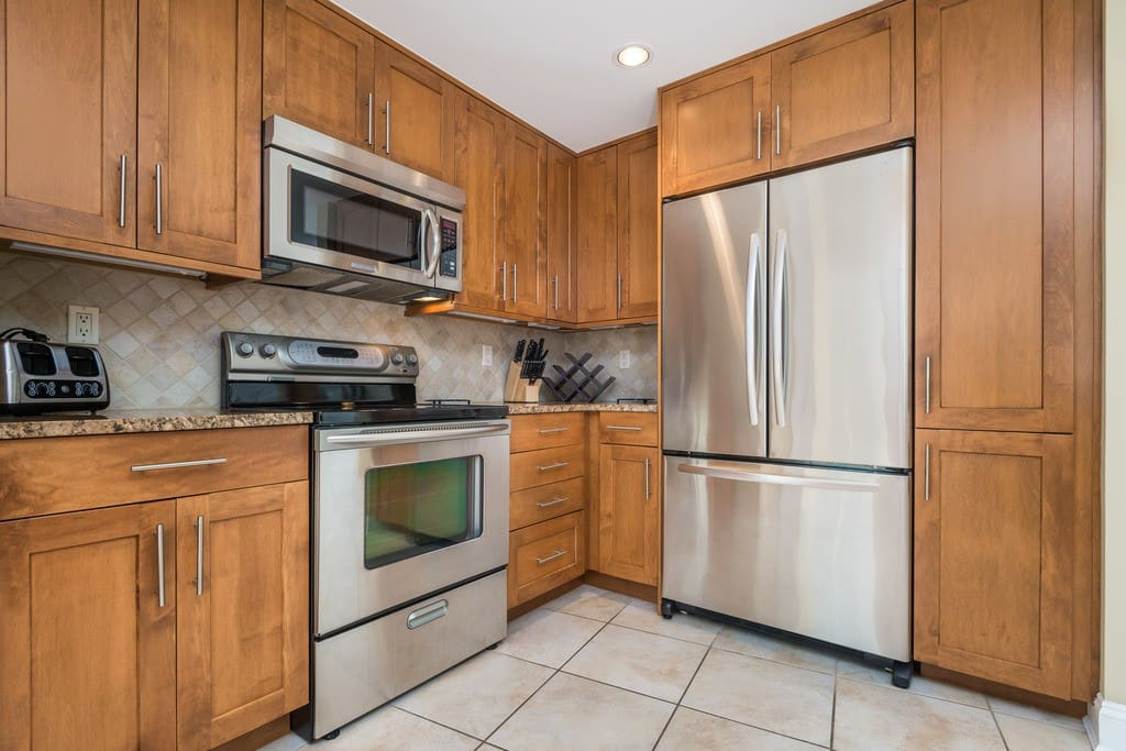 The Chef in the family will love this Gourmet Kitchen.