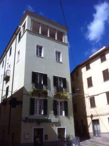 Cantareddu 2: relax e cultura in centro storico - Ozieri - Departamento