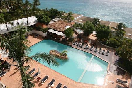 Villa / Ocean View - Cole Bay - Huvila