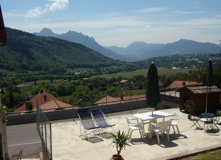 Appartement , lac montagne ,Evian 12 km Evian