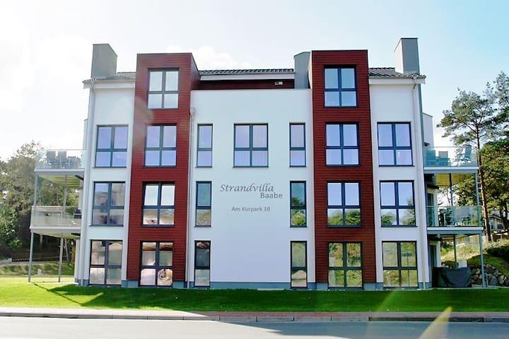 Wohnung 09 Strandvilla Baabe - Baabe - Apartmen