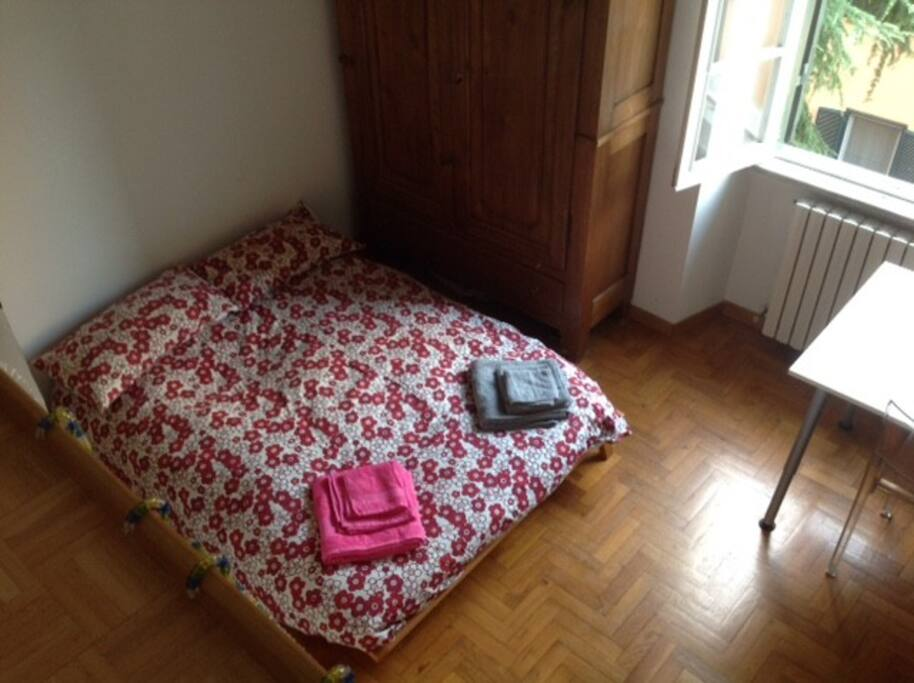 la stanza 1
