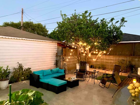 Private 420-Friendly Studio+Backyard Garden Oasis!
