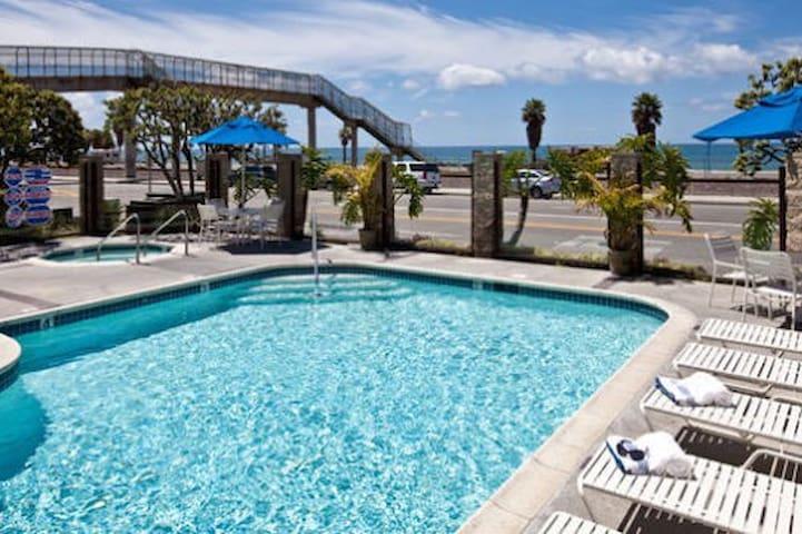 Capistrano Surfside Inn 2BR Condo - Dana Point - Kondominium