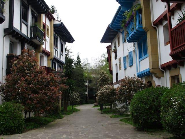 Apartamento tranquilo ideal familias - Irun