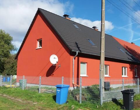 Ferienhaus in ruhiger Lage an der Ostsee