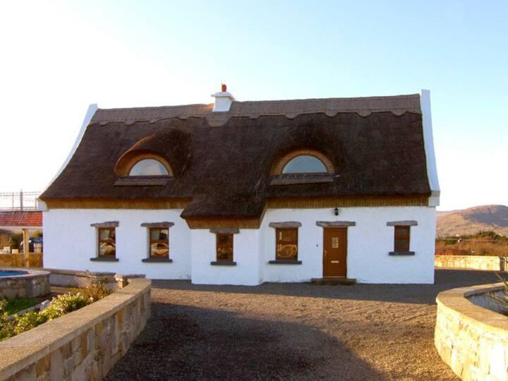Clonbur, Lough Corrib, Co. Galway