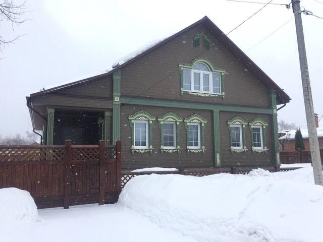 Дом художника Чаругина
