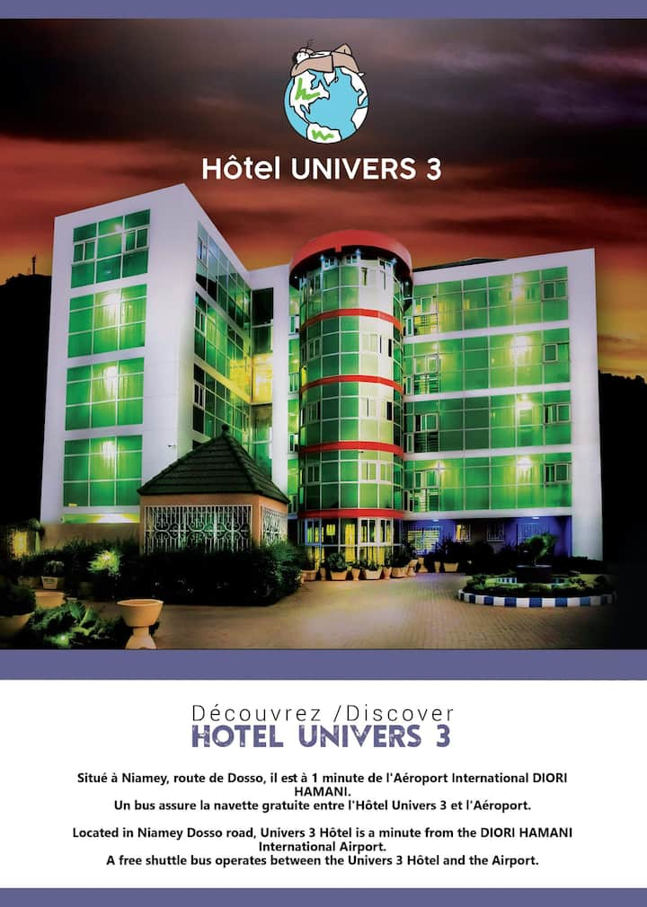 Hôtel Univers 3