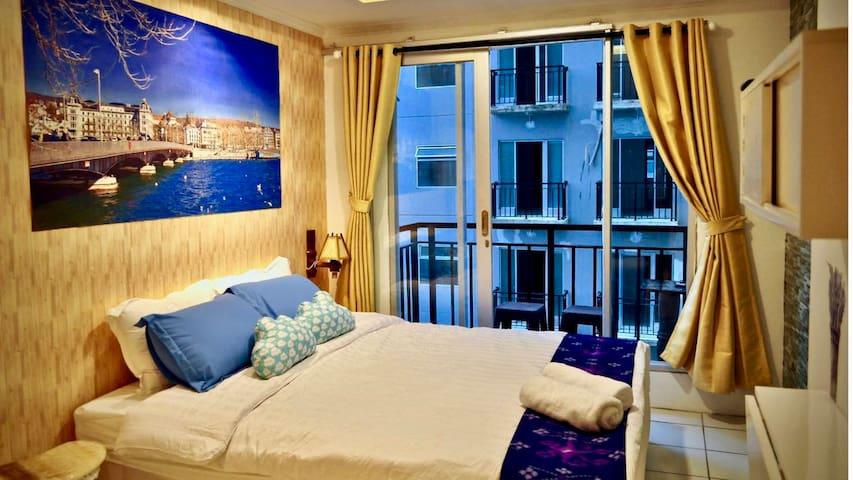 BELLEVUE comfort Apartemen Bandung City