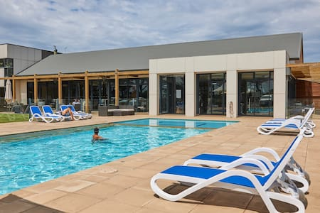 Golf Course Retreat with Pool At Barwon Heads