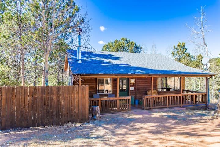Timberridge Retreat, your cozy cabin!