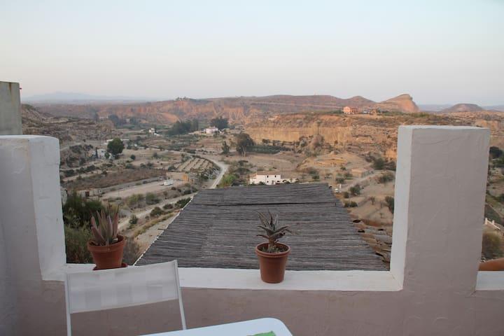 CASA ANICA, casa tipica con bella vista - Sorbas - Annat