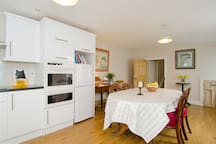 Bright, spacious and fully equipped Kitchen/ Dining
