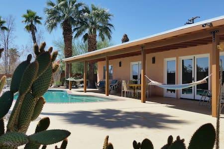 Mountain View, Desert Retreat - Borrego Springs
