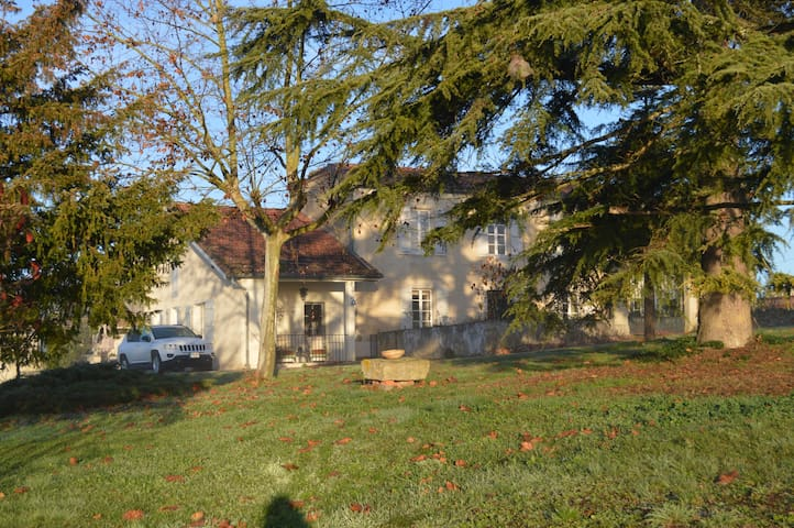 Marcadis Gite - 1BD Gite with 16 acres and lake - Moncrabeau - Jiné
