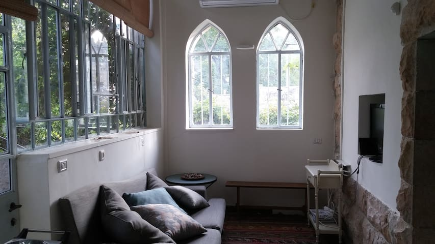 Beautiful Apartment in Ein Kerem