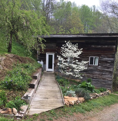 Our Hotel in the Holler