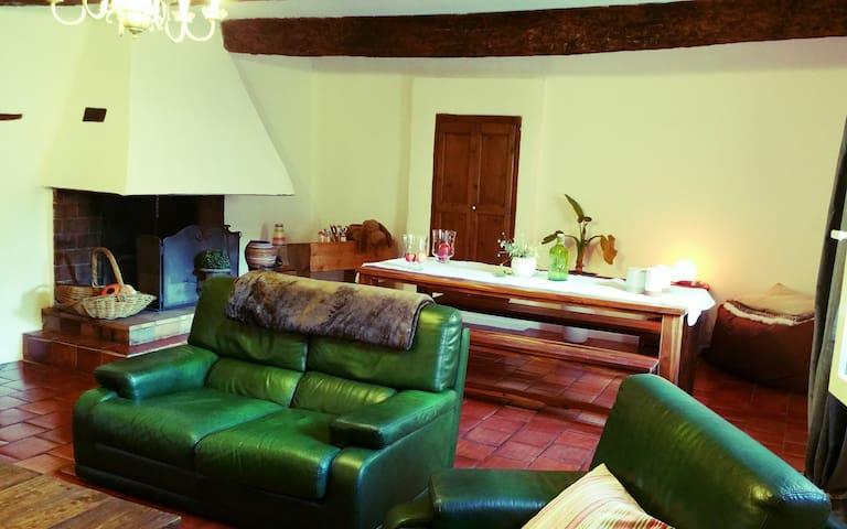 Maison de famille en provence - Meyrargues