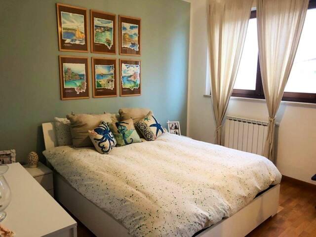 Delizioso appartamento Roma Est