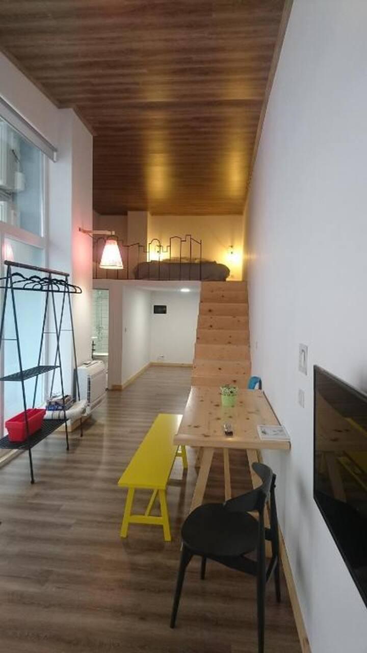 Corner Duplex