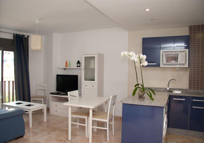 Apartamento céntrico La Herradura (A)