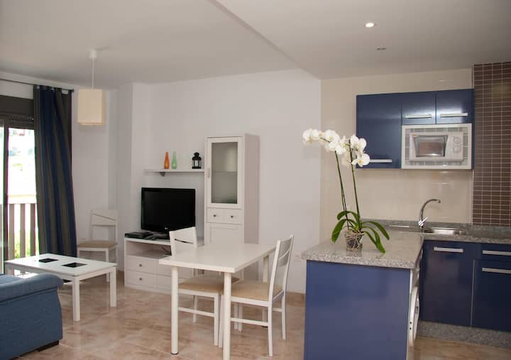 Downtown apartment La Herradura (A)