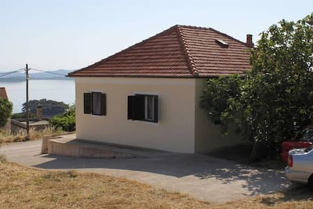 Two bedroom apartment with terrace and sea view Savar, Dugi otok (A-8127-a) - Savar