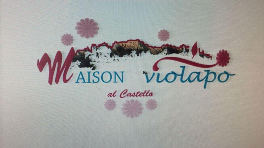 MAISON VIOLAPO , Borgo medioevale di MONTE ANTICO