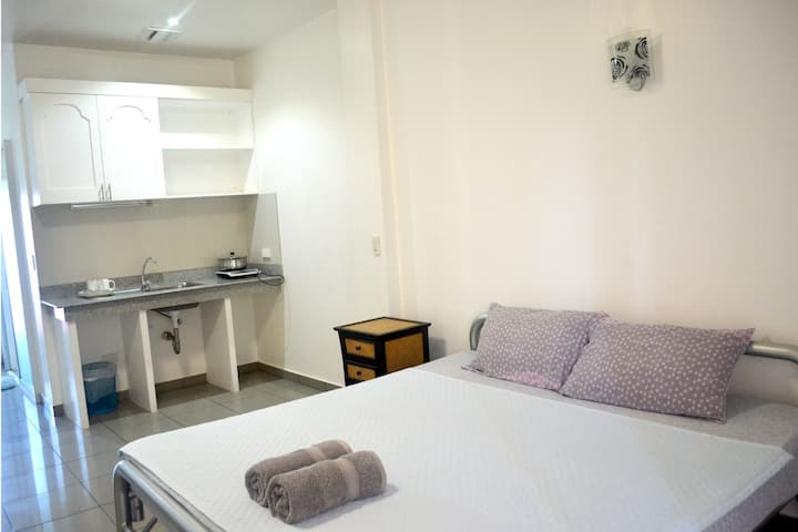Semi-furnished Studio Apt. (Rm. 5)