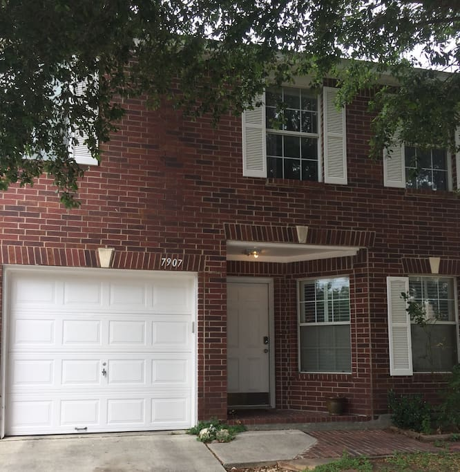 2 story home in a gated community