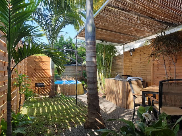 La Cabane tropicale éco-responsable
