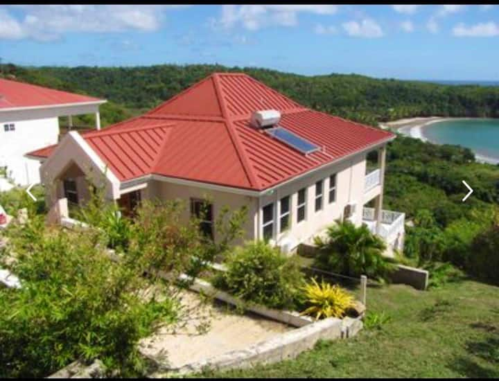Zingiber Villa- La Sagesse (top 10 Carib Beaches)
