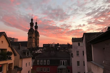 Awesome View in the old City-Centre - Koblenz - Apartment