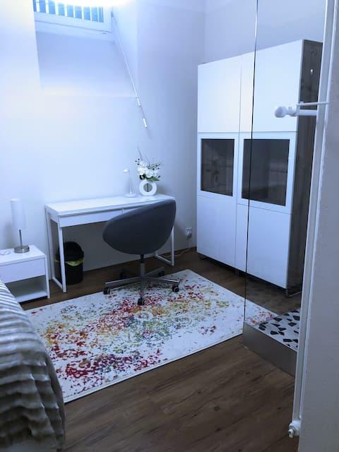 Schönes, privates Gästezimmer im Herzen von Basel