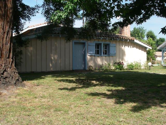Maison T2 Parentis en Born LANDES proximité lac - Parentis-en-Born - Hus