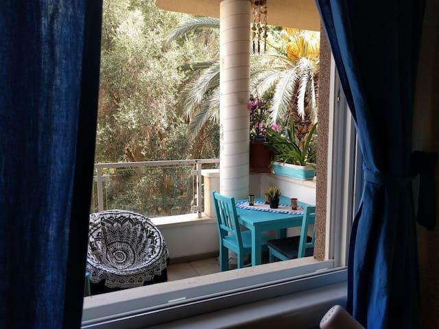 Cozy room near IDC Herzliya (500m) - Welcome!