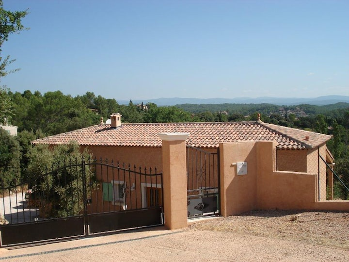 Gîte en Provence Verte