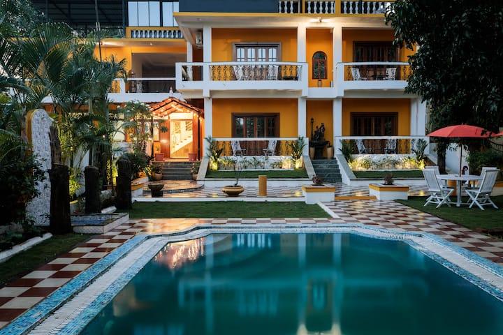 AMRAPALLI -  A Nirvana Abode Home