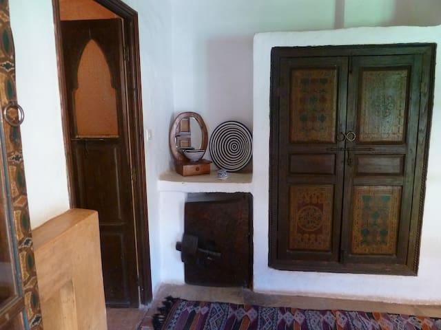 Riad cascades d'ouzoud chambre Rhassoul