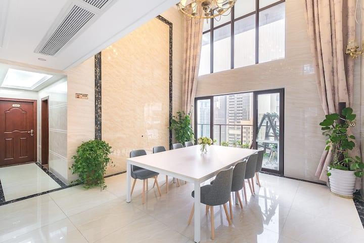【心悦城宿】公共卫浴1.5m床特惠房344